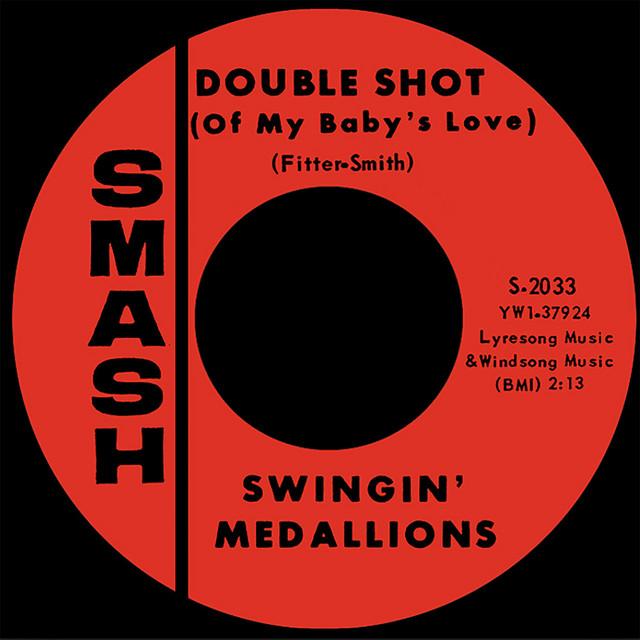 Double Shot (Of My Baby's Love) album cover