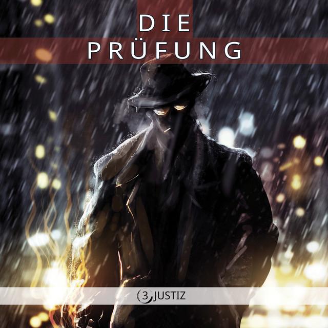 Die Prüfung - Justiz Cover