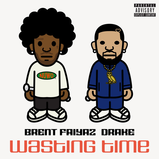 Wasting Time album cover