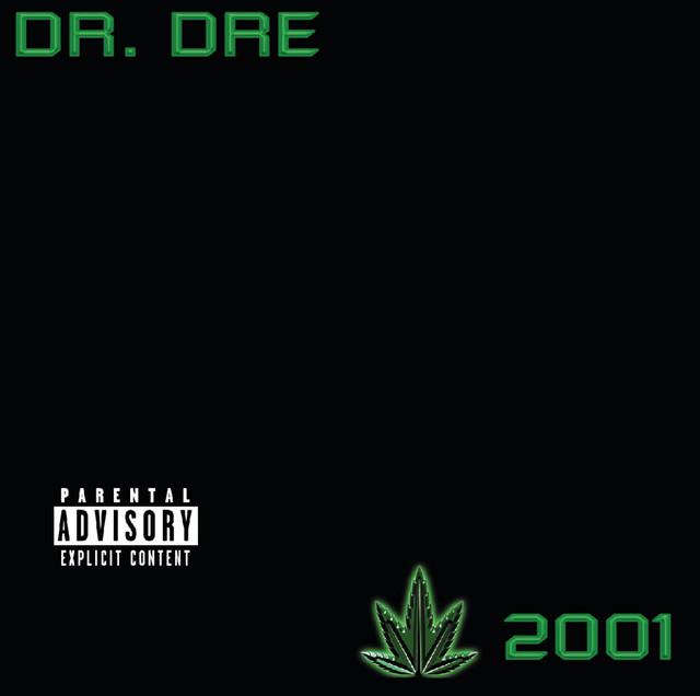 Dr. Dre album cover