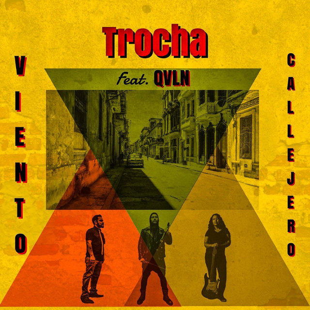 Trocha (feat. QVLN)