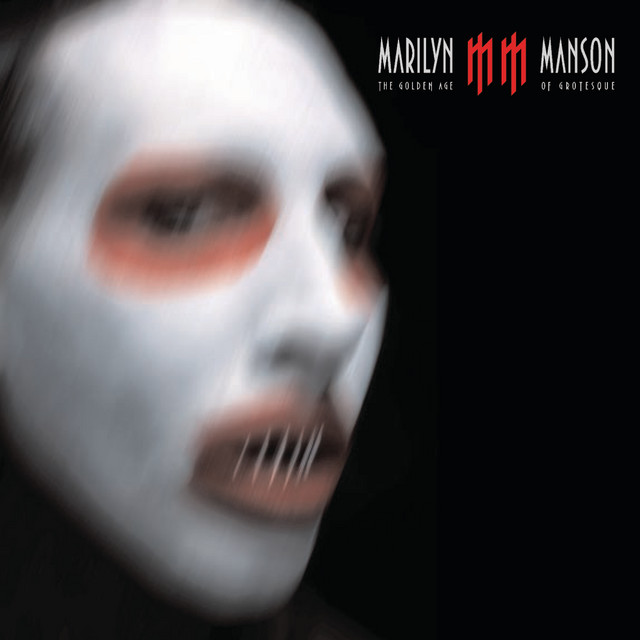 Cover art for Baboon Rape Party by Marilyn Manson