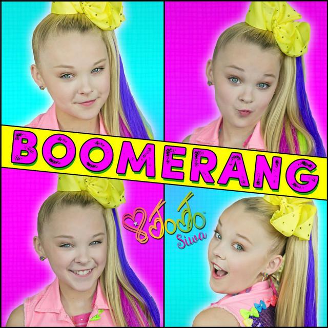 Boomerang by JoJo Siwa