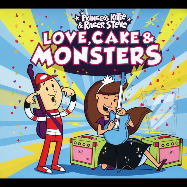 Princess Katie & Racer Steve