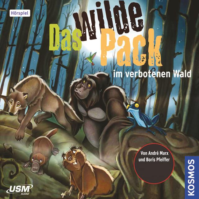 Teil 6: Das Wilde Pack im verbotenen Wald Cover