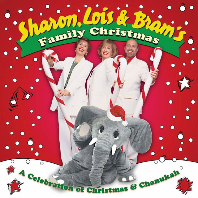 Sharon, Lois & Bram's Family Christmas by Sharon, Lois & Bram