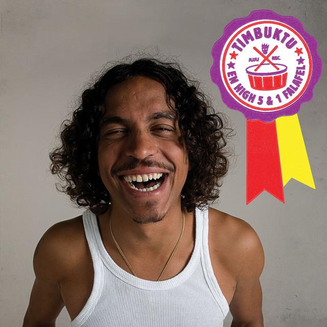 Skivomslag för Timbuktu: En High 5 & 1 Falafel