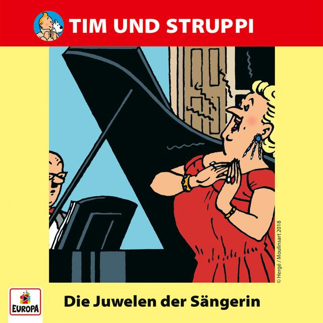 006 - Die Juwelen der Sängerin Cover