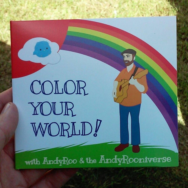 Color Your World by AndyRoo and the AndyRooniverse