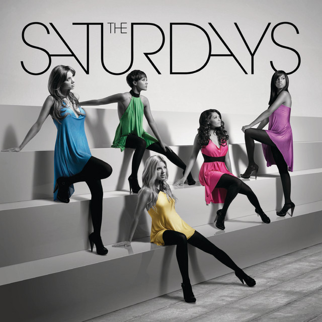 Image result for The Saturdays - Up
