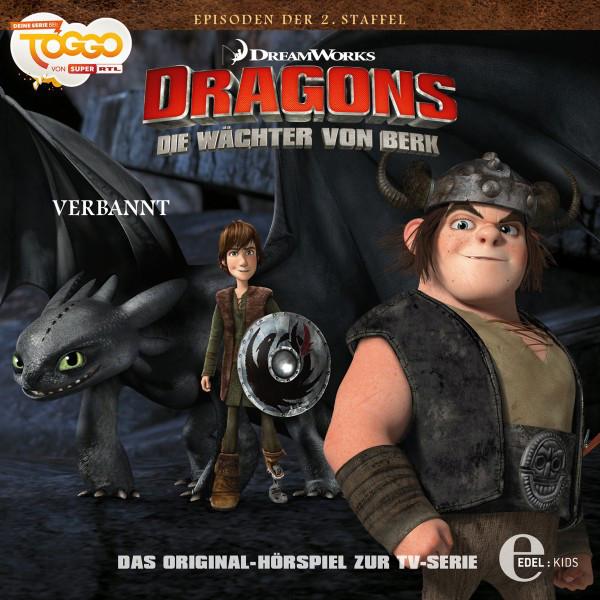 Folge 20: Verbannt (Das Original-Hörspiel zur TV-Serie) Cover