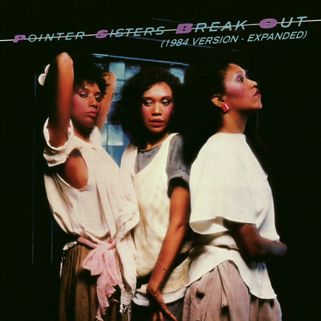 I'm so excited · The Pointer Sisters