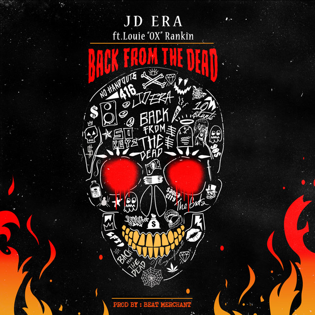 """Back From The Dead (feat. Louie """"Ox"""" Rankin) Image"""