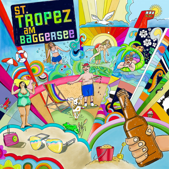 St.Tropez am Baggersee (2020)