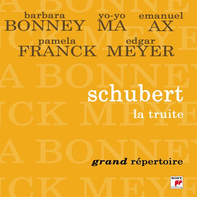 "Schubert: Piano Quintet in A Major ""Trout"", Arpeggione Sonata in A Minor & Die Forelle"