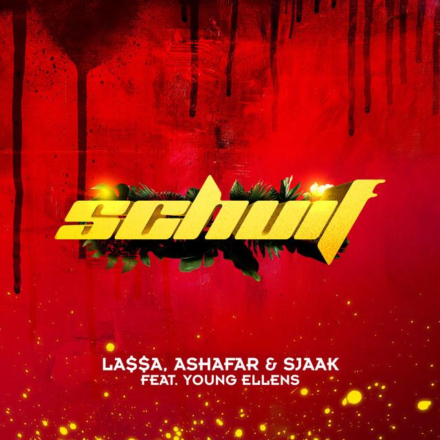 LA$$A & Ashafar & Sjaak & Young Ellens - Schuif