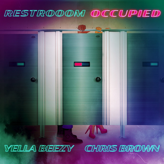 Restroom Occupied (feat. Chris Brown)