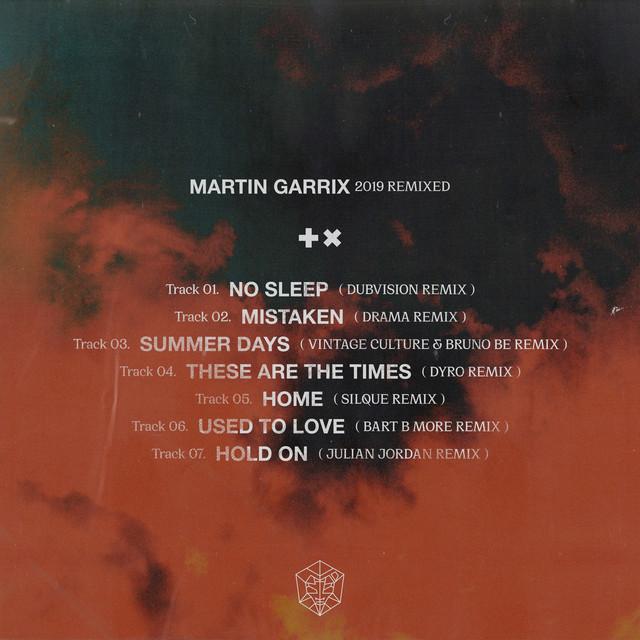 Martin Garrix & Bonn & Silque - 2019 Remixed