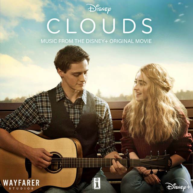 Album cover for CLOUDS (Music From The Disney+ Original Movie) by OneRepublic, renforshort, Sabrina Carpenter