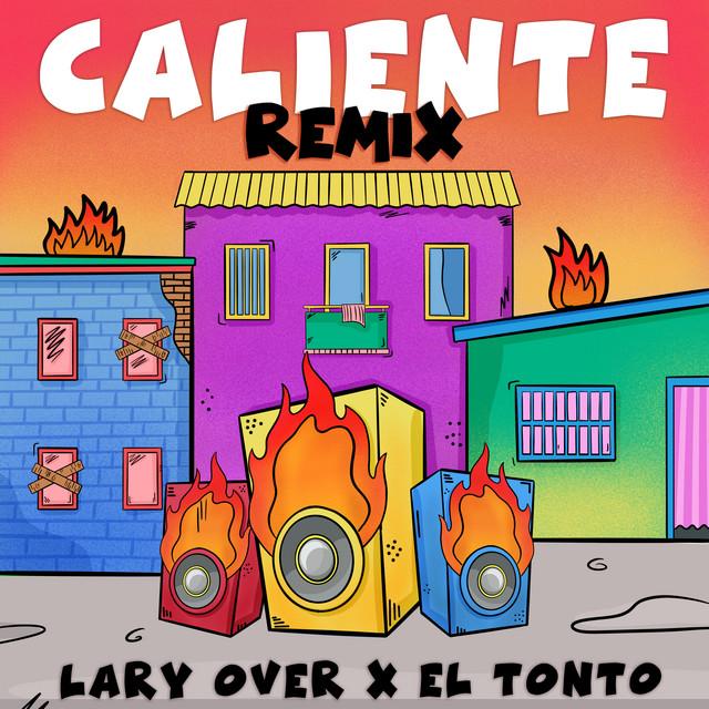 Caliente (Remix) album cover