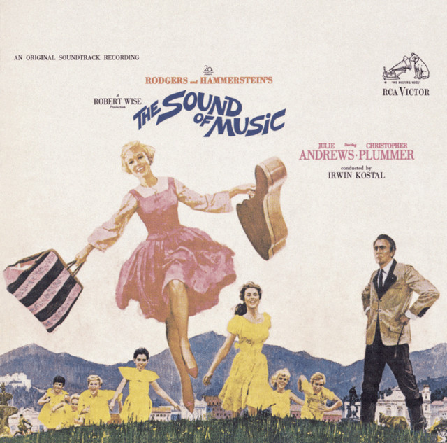 The Lonely Goatherd (1965) album cover