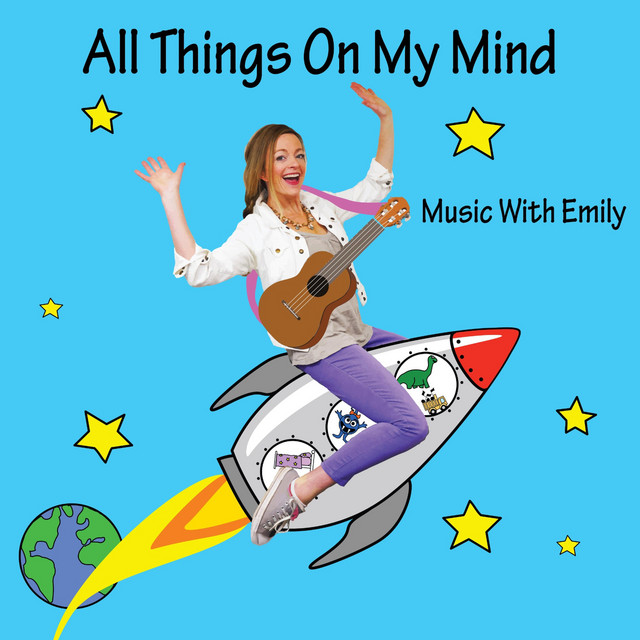 Music With Emily - Tuesday 4:00 pm EDT