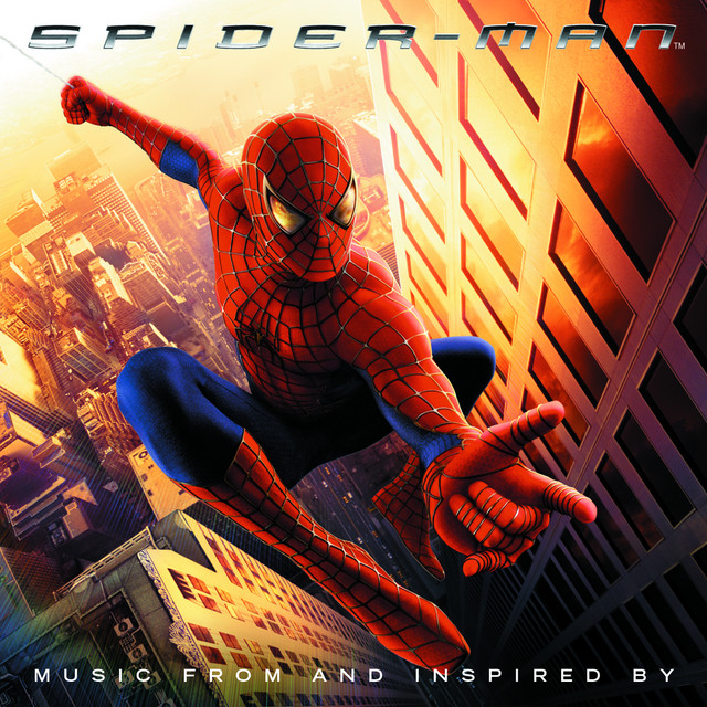 Spider Man - Music From And Inspired By - Official Soundtrack