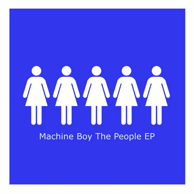 The People - EP