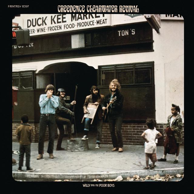 Fortunate Son album cover