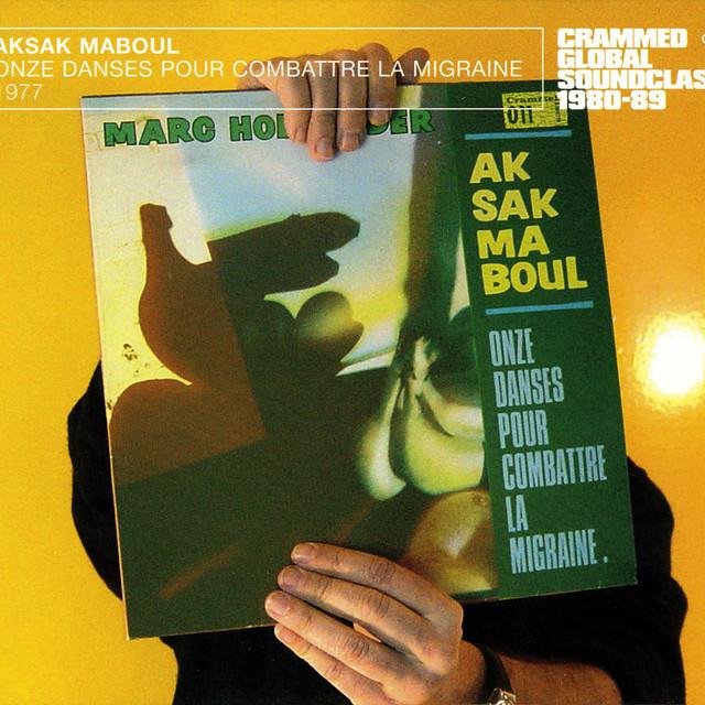 Aksak Maboul Vinyl