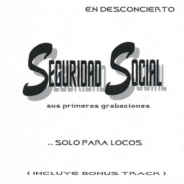 Una Frase A Tiempo A Song By Seguridad Social On Spotify