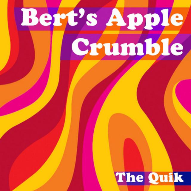 Bert's Apple Crumble album cover