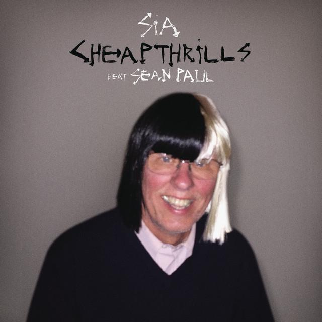 Sia - Cheap Thrills (feat. Sean Paul)