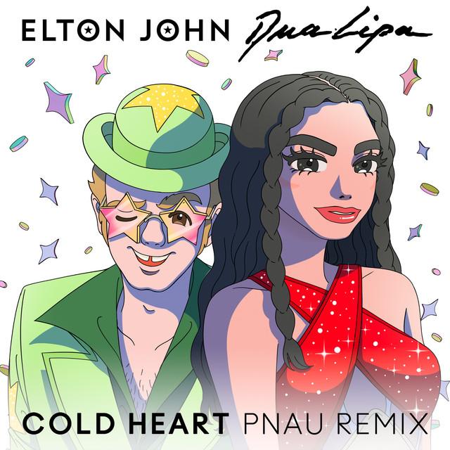 Elton John, Dua Lipa Cold Heart - PNAU Remix acapella