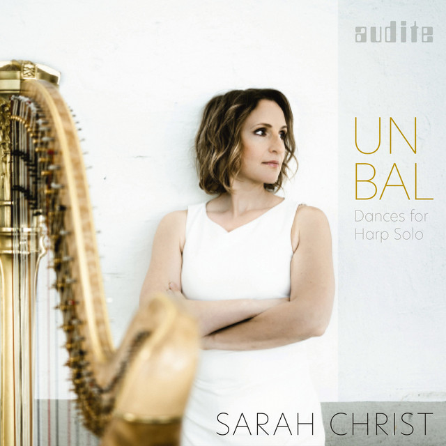 Bach: Partita No. 1 in B-Flat Major, BWV 825: I. Präludium (Harp Version)