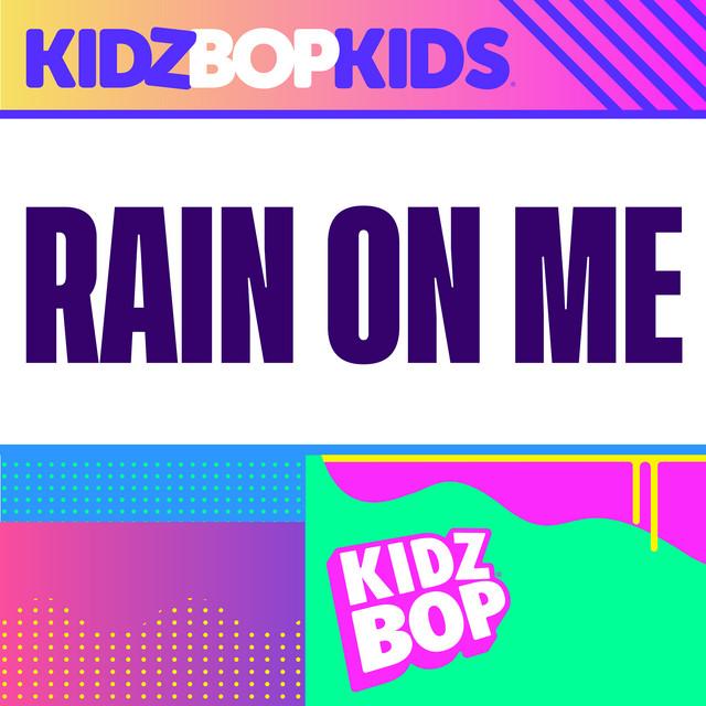 Rain On Me album cover