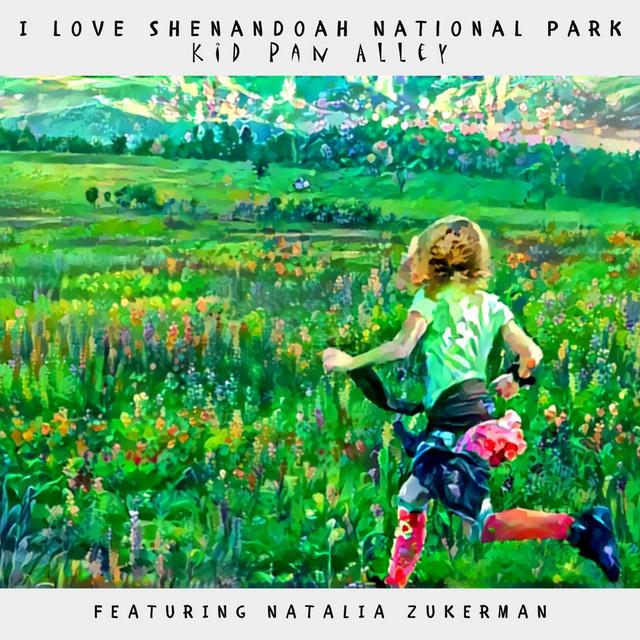 I Love Shenandoah National Park by Kid Pan Alley