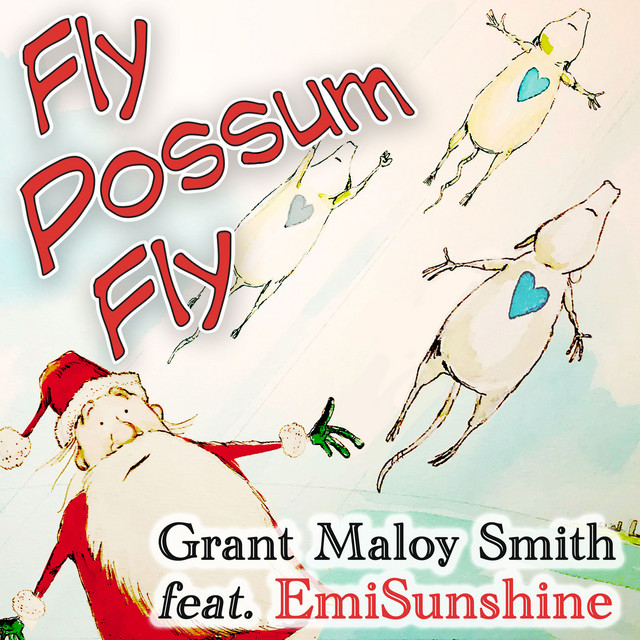 Fly Possum Fly by Grant Maloy Smith