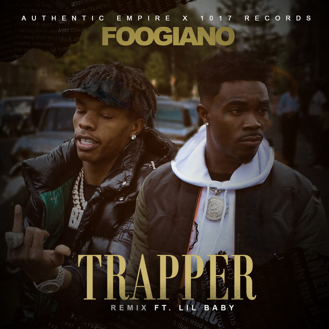 TRAPPER (Remix) [feat. Lil Baby]