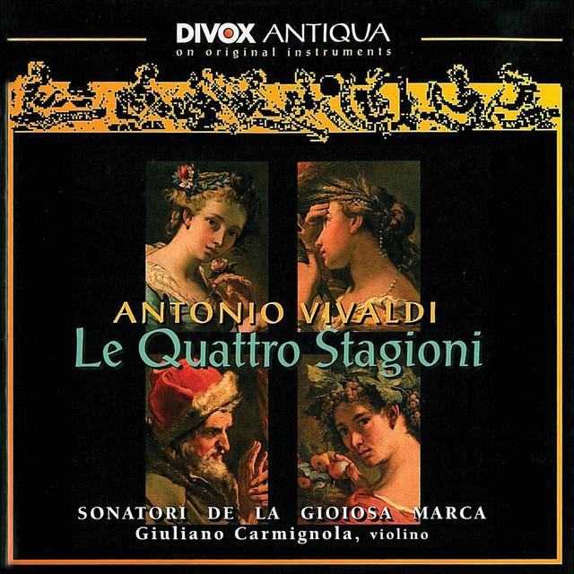Vivaldi: 4 Seasons (The)(Sonatori De La Gioiosa Marca)
