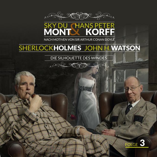 Sherlock Holmes und Dr. Watson Teil 3 - Die Silhouette des Windes Cover
