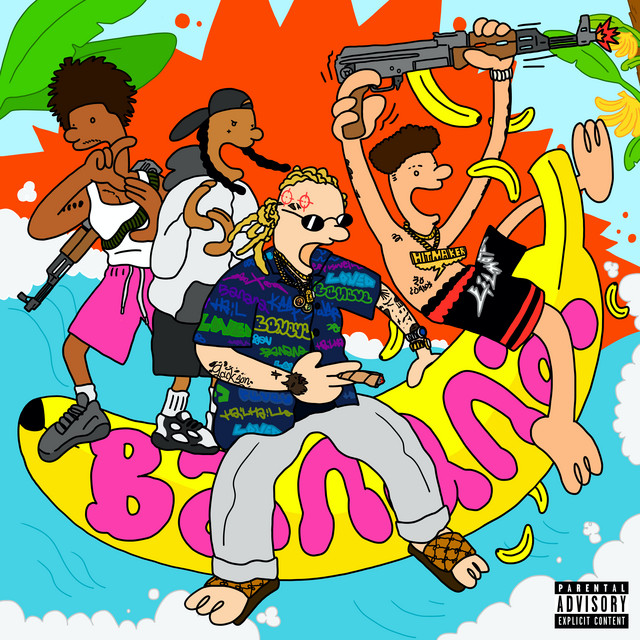 Banana (feat. Lil Mosey & Souf Souf)