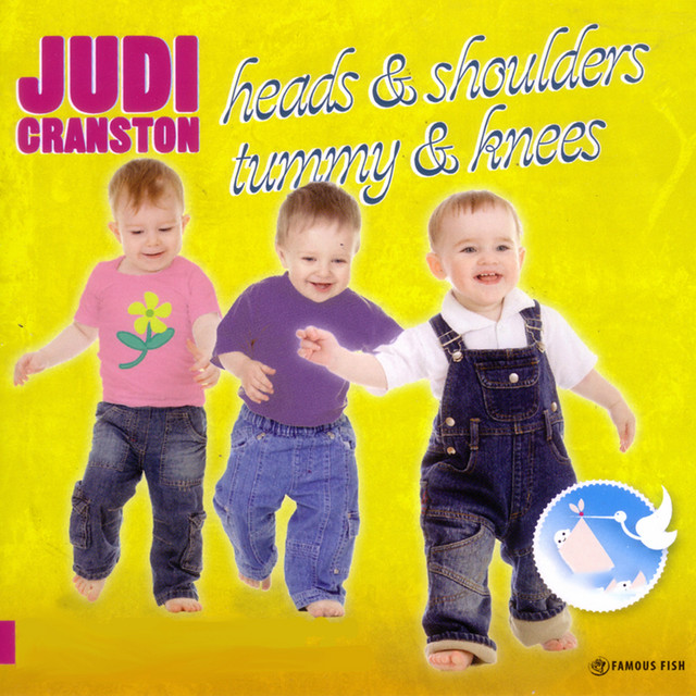 Heads & Shoulders Tummy & Knees by Judi Cranston