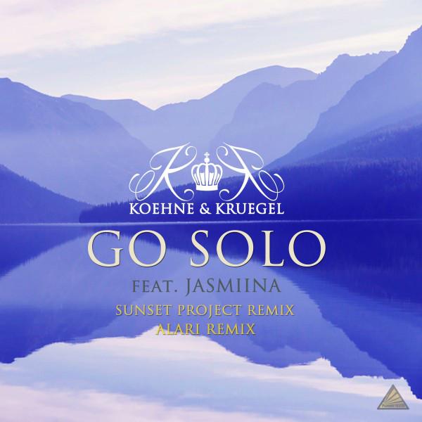 Koehne - Go Solo (feat. Kruegel & Jasmiina & Alari)