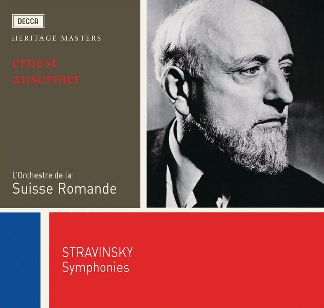 Stravinsky: 3 Symphonies