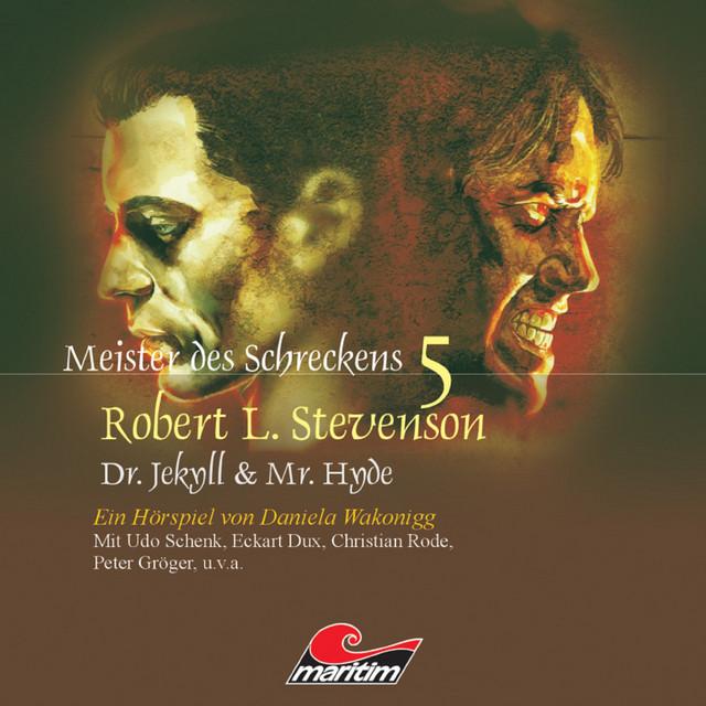 Folge 5: Dr. Jekyll & Mr. Hyde Cover