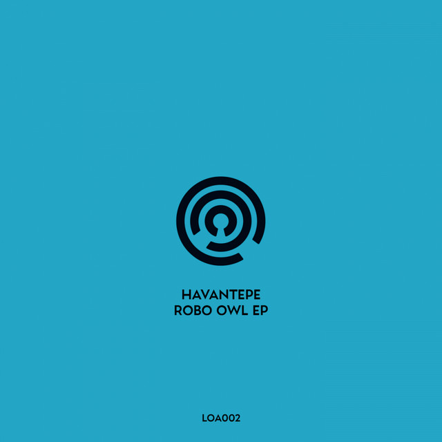 Havantepe - Robo Owl EP Image