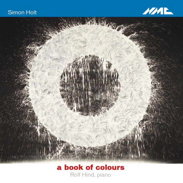 A Book of Colours: No. 3. a shapeless flame