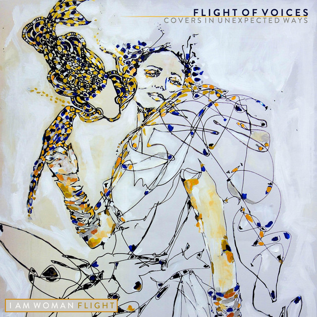 Covers In Unexpected Ways: I Am Woman Flight
