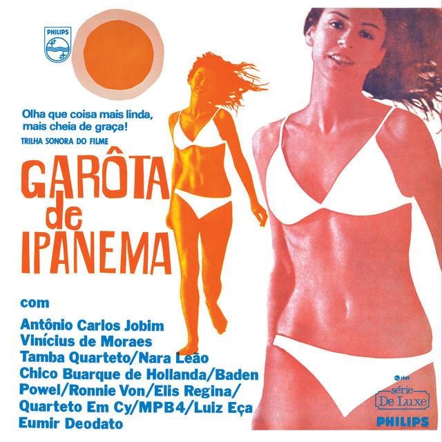"Garota De Ipanema (Trilha Sonora Do Filme ""Garota De Ipanema"")"